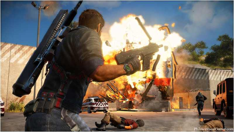 Just Cause 3 recension