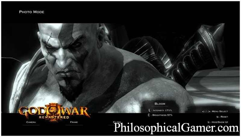 God of War 3 Omarbetad recension