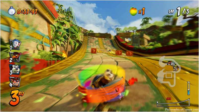 Crash Team Racing Nitro Fueled review: & quot; Crash is back, baby & quot;