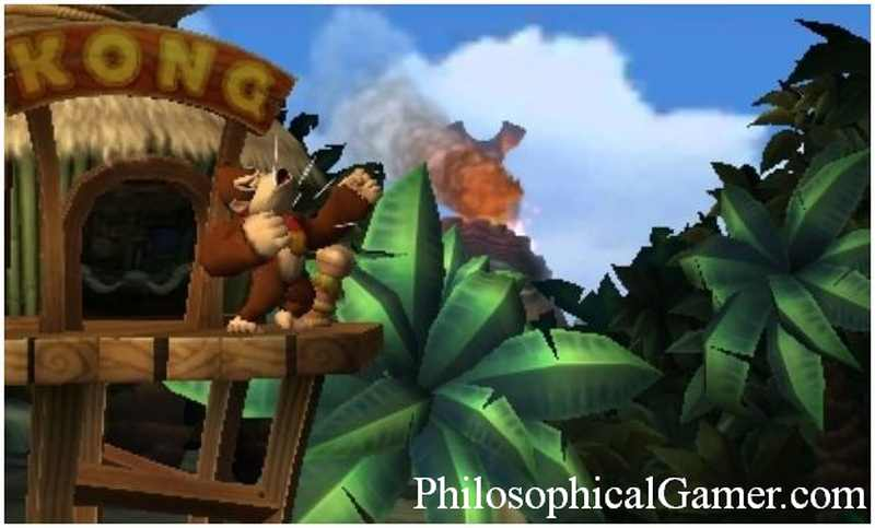 Donkey Kong Country Returns 3D-recension