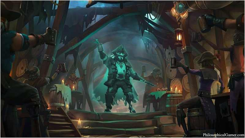 Sea of ​​Thieves patch notes: En ny Skeleton Fort-utmaning och skelettdjur
