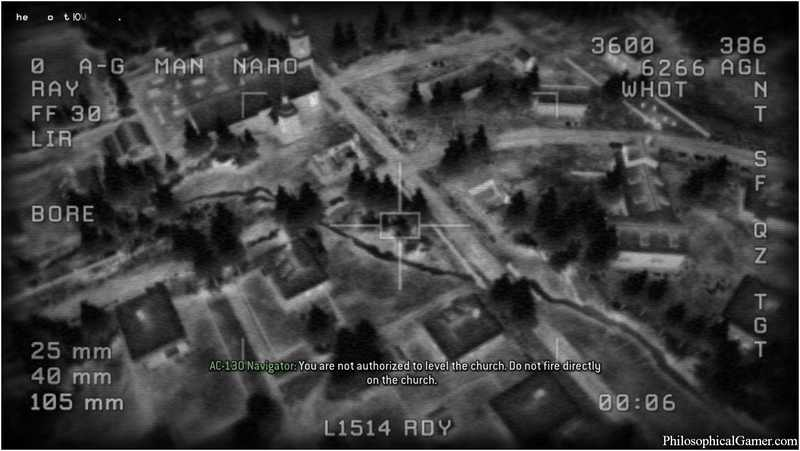 Modern Warfare's Death From Above mission är fortfarande modellen för tyst oro i Call of Duty