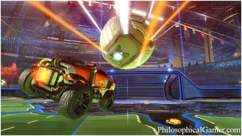 Spela Rocket League på Xbox One gratis hela helgen, inklusive multiplayer online