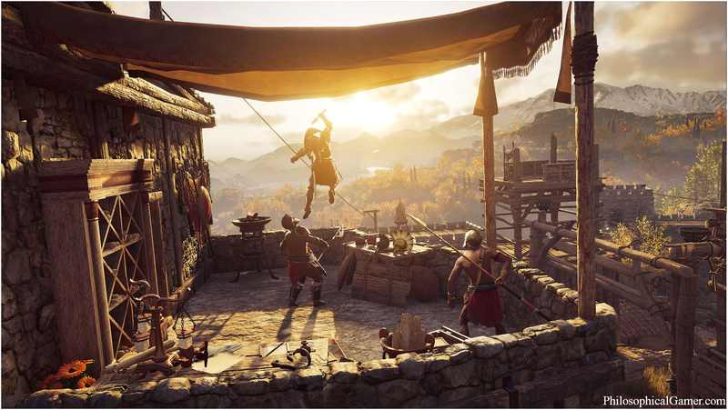 Assassin's Creed Odyssey-recension: & quot; Ingen gjorde en öppen världs RPG med så mycket djup och glans sedan The Witcher 3 & quot;
