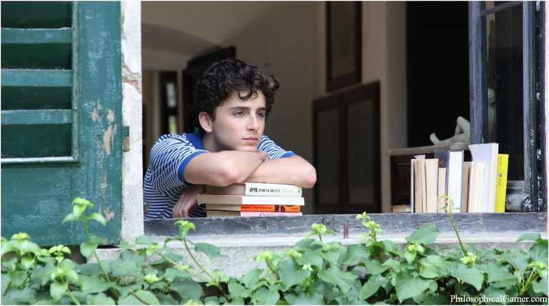 Timoth? E Chalamet retar Dune and Call Me By Your Name-uppföljaren