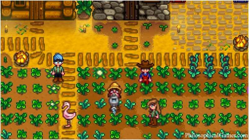 Hur du kommer åt Stardew Valley multiplayer beta på Steam