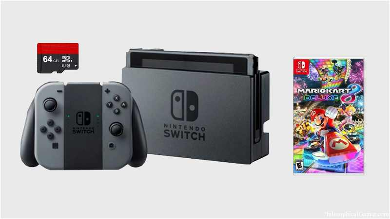 Ska du köpa Nintendo Switch eller Lite-versionen på Black Friday i år?