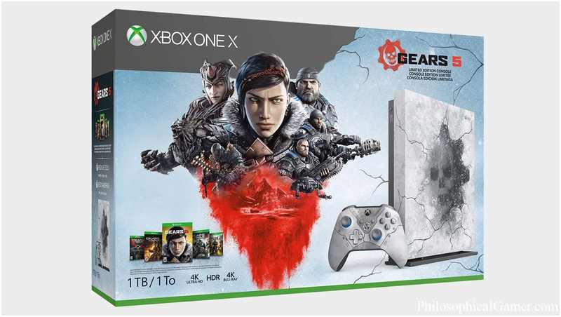 Xbox One X Black Friday erbjuder 2019 Storbritannien