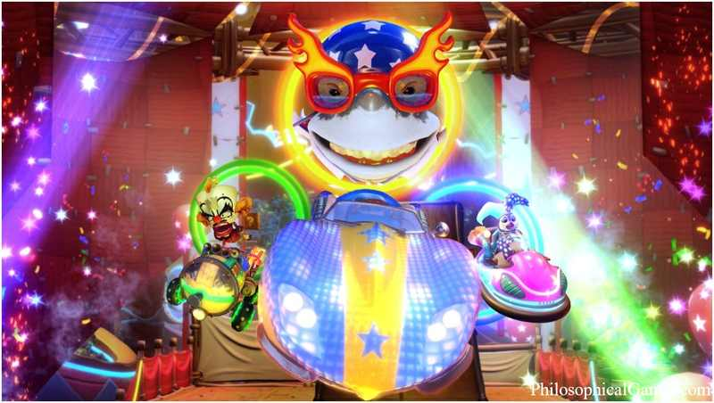 Crash Team Racing Nitro-Fueled lägger till en ny Grand Prix med cirkus-tema